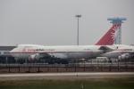xingyeさんが、武漢天河国際空港で撮影したユニ・トップエアラインズ 747-2J6B(SF)の航空フォト(写真)