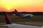 shimayanJPさんが、成田国際空港で撮影したタイ国際航空 A380-841の航空フォト(写真)