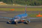 岳南航空さんが、新千歳空港で撮影したジェットスター・ジャパン A320-232の航空フォト(写真)