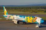 岳南航空さんが、新千歳空港で撮影した全日空 777-381の航空フォト(写真)