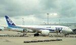 Shin-chanさんが、羽田空港で撮影した全日空 787-8 Dreamlinerの航空フォト(写真)
