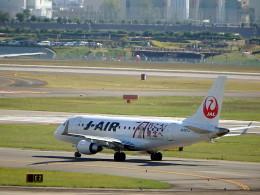 wrbluebl5さんが、伊丹空港で撮影したジェイエア ERJ-170-100 (ERJ-170STD)の航空フォト(飛行機 写真・画像)