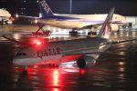 tomoMTさんが、羽田空港で撮影したカタール航空 787-8 Dreamlinerの航空フォト(写真)