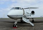 じーく。さんが、羽田空港で撮影した国土交通省 航空局 G-IV Gulfstream IVの航空フォト(写真)
