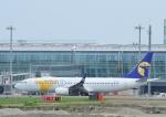 じーく。さんが、羽田空港で撮影したMIATモンゴル航空 737-8CXの航空フォト(飛行機 写真・画像)