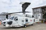 パンダさんが、下総航空基地で撮影した海上自衛隊 SH-60Kの航空フォト(写真)