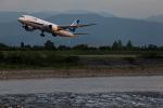 くるくもるさんが、富山空港で撮影した全日空 787-8 Dreamlinerの航空フォト(写真)
