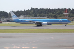 ANA744Foreverさんが、成田国際空港で撮影したKLMオランダ航空 777-306/ERの航空フォト(写真)