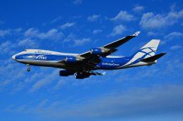 成田国際空港 - Narita International Airport [NRT/RJAA]で撮影されたエアブリッジ・カーゴ・エアラインズ - AirBridgeCargo Airlines [ABW]の航空機写真