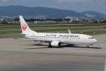 ハピネスさんが、伊丹空港で撮影したJALエクスプレス 737-846の航空フォト(飛行機 写真・画像)