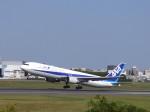 あしゅーさんが、伊丹空港で撮影した全日空 767-381の航空フォト(飛行機 写真・画像)