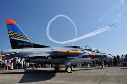 gucciyさんが、浜松基地で撮影した航空自衛隊 T-4の航空フォト(飛行機 写真・画像)