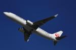 T.Sazenさんが、伊丹空港で撮影したJALエクスプレス 737-846の航空フォト(飛行機 写真・画像)
