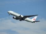 NANASE UNITED®さんが、新千歳空港で撮影した日本航空 777-246の航空フォト(写真)
