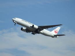 NANASE UNITED®さんが、新千歳空港で撮影した日本航空 777-246の航空フォト(飛行機 写真・画像)