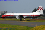 Chofu Spotter Ariaさんが、入間飛行場で撮影した航空自衛隊 YS-11-105FCの航空フォト(飛行機 写真・画像)