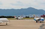 Dojalanaさんが、函館空港で撮影した東海公務机 CL-600-2B16 Challenger 605の航空フォト(飛行機 写真・画像)