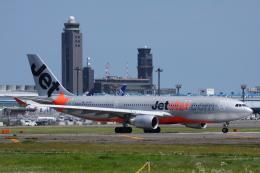 よっしぃさんが、成田国際空港で撮影したジェットスター A330-202の航空フォト(飛行機 写真・画像)