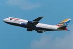 SKYLINEさんが、成田国際空港で撮影したブリティッシュ・エアウェイズ 747-436の航空フォト(飛行機 写真・画像)