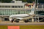 Dojalanaさんが、函館空港で撮影した民生ジェット ERJ-190-100 ECJ (Lineage 1000)の航空フォト(写真)