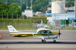 Dojalanaさんが、函館空港で撮影した府中エアサービス 172M Skyhawk IIの航空フォト(飛行機 写真・画像)