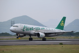 高松空港 - Takamatsu Airport [TAK/RJOT]で撮影された春秋航空 - Spring Airlines [9C/CQH]の航空機写真