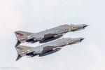 こだしさんが、茨城空港で撮影した航空自衛隊 F-4EJ Kai Phantom IIの航空フォト(写真)