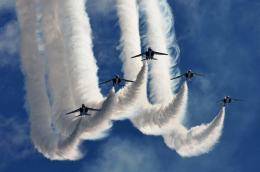 gucciyさんが、小松空港で撮影した航空自衛隊 T-4の航空フォト(飛行機 写真・画像)