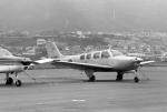 チャーリーマイクさんが、小倉空港で撮影した公共施設地図航空 36 Bonanzaの航空フォト(飛行機 写真・画像)