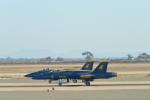 こずぃろうさんが、ミラマー海兵隊航空ステーション で撮影したアメリカ海軍 F/A-18A Hornetの航空フォト(写真)