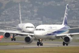 航空フォト:JA204A 全日空 A320