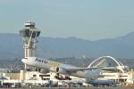 こずぃろうさんが、ロサンゼルス国際空港で撮影したエアロ・ロジック 777-FZNの航空フォト(飛行機 写真・画像)
