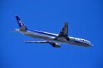tsubasa0624さんが、羽田空港で撮影した全日空 777-381の航空フォト(写真)