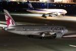 kikiさんが、羽田空港で撮影したカタール航空 787-8 Dreamlinerの航空フォト(写真)