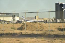 Flight1978さんが、サザンカリフォルニアロジステクス空港で撮影した全日空 767-381の航空フォト(飛行機 写真・画像)