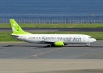 じーく。さんが、羽田空港で撮影したソラシド エア 737-46Mの航空フォト(飛行機 写真・画像)