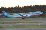 ANA744Foreverさんが、成田国際空港で撮影したエア・タヒチ・ヌイ A340-313Xの航空フォト(写真)