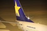 WING_ACEさんが、神戸空港で撮影したスカイマーク 737-8HXの航空フォト(飛行機 写真・画像)