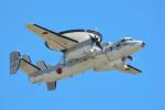 パンダさんが、茨城空港で撮影した航空自衛隊 E-2C Hawkeyeの航空フォト(飛行機 写真・画像)