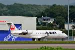 Dojalanaさんが、函館空港で撮影したジェイ・エア CL-600-2B19 Regional Jet CRJ-200ERの航空フォト(飛行機 写真・画像)