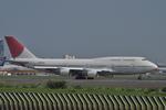 Sky TEAM cargo さんが、成田国際空港で撮影したアエロセール インク 747-446の航空フォト(写真)