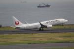 ANA744Foreverさんが、羽田空港で撮影したJALエクスプレス 737-846の航空フォト(写真)