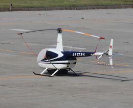 MIL26Tさんが、新潟空港で撮影した日本法人所有 R44 Raven IIの航空フォト(飛行機 写真・画像)