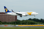 パンダさんが、成田国際空港で撮影したMIATモンゴル航空 737-8SHの航空フォト(飛行機 写真・画像)