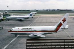 Gambardierさんが、ロンドン・ヒースロー空港で撮影したTAPポルトガル航空 737-282/Advの航空フォト(飛行機 写真・画像)