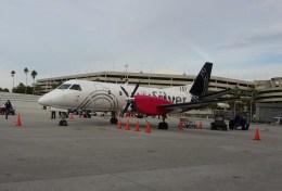 さくらの城南山。さんが、タンパ国際空港で撮影したシルバーエアウェイズの航空フォト(飛行機 写真・画像)
