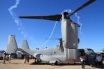 non-nonさんが、ミラマー海兵隊航空ステーション で撮影したアメリカ海兵隊 MV-22Bの航空フォト(写真)