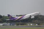 ANA744Foreverさんが、成田国際空港で撮影したタイ国際航空 A330-343Xの航空フォト(写真)