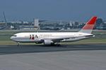 名古屋飛行場 - Nagoya Airport [NKM/RJNA]で撮影された日本トランスオーシャン航空 - Japan Transocean Air [NU/JTA]の航空機写真