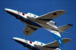 NEMO11223300さんが、三沢飛行場で撮影した航空自衛隊 T-4の航空フォト(写真)